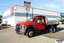 New 2017 FORD F450 D