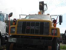 2000 GMC C7500 CRANE TRUCK