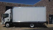 2016 ISUZU NPR-HD Gas Box truck