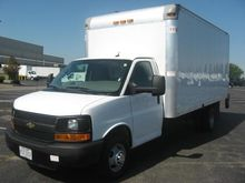 2015 CHEVROLET EXPRESS 3500 BOX
