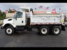 2008 INTERNATIONAL WORKSTAR 740
