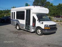 2008 CHEVROLET EXPRESS BUS