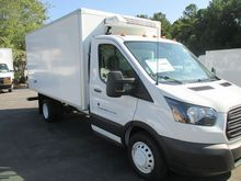 2016 FORD TRANSIT Refrigerated
