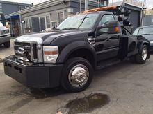 2008 Ford F-550 XLT SELF LOADER