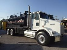 1996 KENWORTH T800 SEPTIC