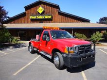 2000 FORD F450 WRECKER TOW TRUC
