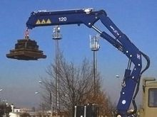 AMCO Veba 120 Series Cranes