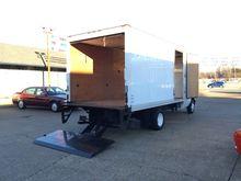 2013 FORD BOX TRUCK E4 BOX TRUC