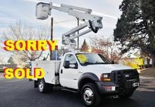 Used 2005 FORD F550