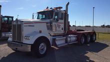 2006 KENWORTH W900 WINCH TRUCK