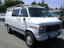 1994 GMC VANDURA BOX TRUCK - ST