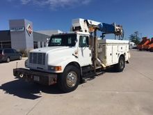 1993 INTERNATIONAL 4900 DIGGER
