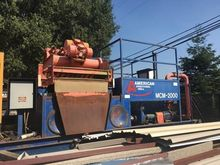 2000 AMERICAN AUGERS MCM2000 Dr