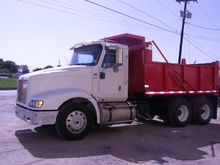 2007 INTERNATIONAL 9400I CAB CH