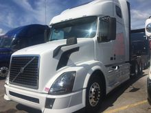 2012 VOLVO VNL64T670 CONVENTION