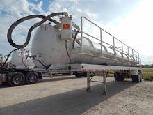 2012 FORTITUDE 130 BARREL Tanke