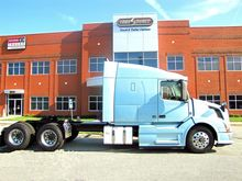 2013 VOLVO VNL64T630 CONVENTION