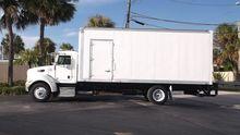2011 PETERBILT 337 BOX TRUCK -