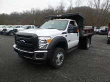 2016 Ford F450 Cab chassis