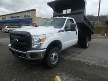 2016 FORD F350 CAB CHASSIS