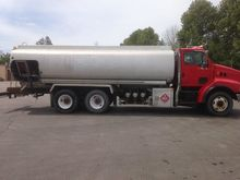 2001 STERLING DAYCAB FUEL TRUCK