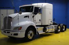 2012 KENWORTH T660 CABOVER TRUC