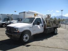 Used 2003 FORD F550