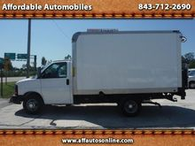 2012 CHEVROLET EXPRESS G3500 BO
