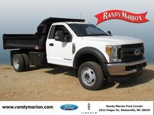 2017 FORD F450 CAB CHASSIS