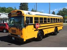 2008 BLUE BIRD BUS BLUE BIRD VI