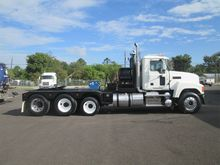 2012 MACK PINNACLE CHU613 WINCH