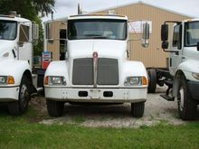 2006 KENWORTH T300 CAB CHASSIS