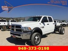 2017 RAM 5500 CHASSIS CONTRACTO