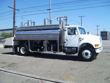 1990 INTERNATIONAL 4900 FUEL TR