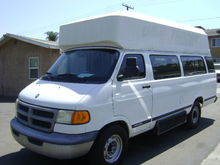 2002 DODGE B350 AMBULANCE
