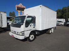 2006 ISUZU NPR DSL Box truck -