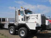 2014 KENWORTH C500 WINCH TRUCK