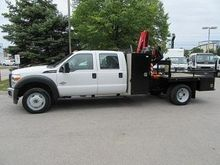 Used 2013 FORD F550