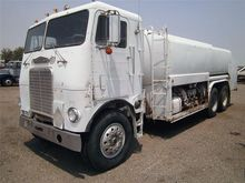 1960 WHITE WG64 FUEL TRUCK - LU
