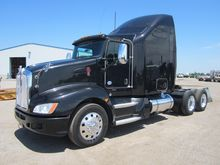 2011 KENWORTH T660 CONVENTIONAL