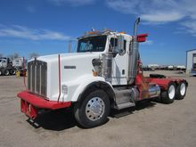 2005 KENWORTH T800 CONVENTIONAL