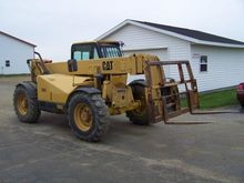 1996 CATERPILLAR TH63 Telehandl
