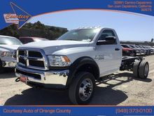 2017 RAM 4500 CHASSIS CAB CHASS