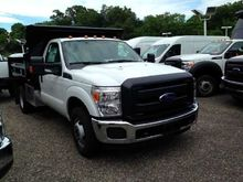 New 2016 FORD F350 D