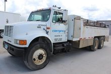 1999 INTERNATIONAL 4900 WATER T