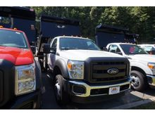 New 2015 FORD F450 D