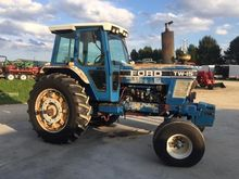 1989 FORD TW15 Tractors