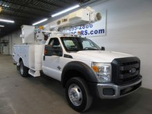 Used 2011 FORD F-550