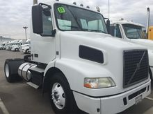 2008 VOLVO VNL42T300 CONVENTION