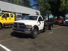 2016 RAM 5500 ROLLBACK TOW TRUC